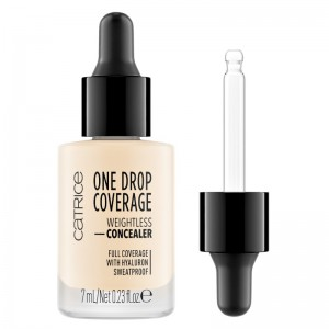 Catrice - Concealer - One Drop Coverage Weightless Concealer 002 - True Ivory