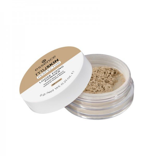 essence - Fixing Puder - my skin perfector loose fixing powder 20 - Nude