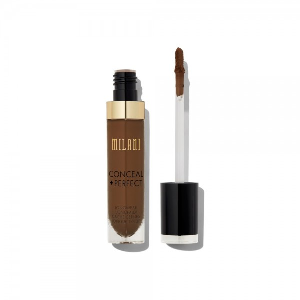Milani - Correttore - Conceal + Perfect Longwear Concealer - 185 Cool Cocoa
