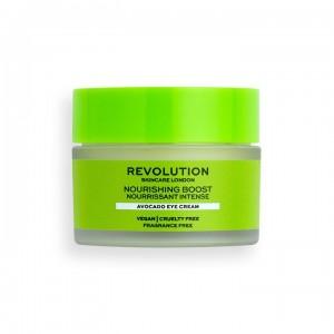 Revolution - Augencreme - Skincare Nourishing Boost Avocado Eye Cream