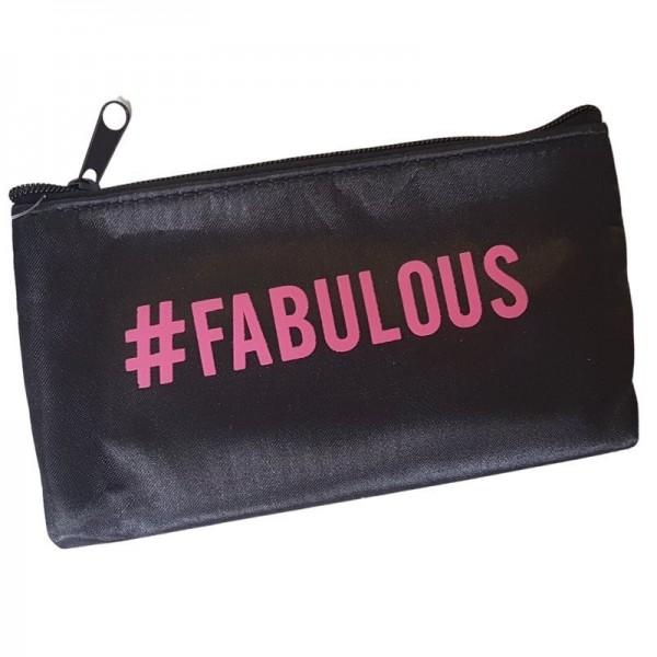 LA Colors - Mini Cosmetic Bag - Fabulous