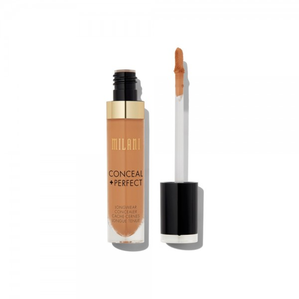 Milani - Correttore - Conceal + Perfect Longwear Concealer - 155 Cool Sand
