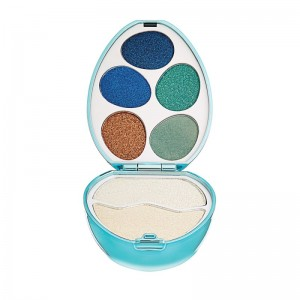 I Heart Makeup - Makeup Palette - I Heart Revolution - I Heart Surprise - Mermaid