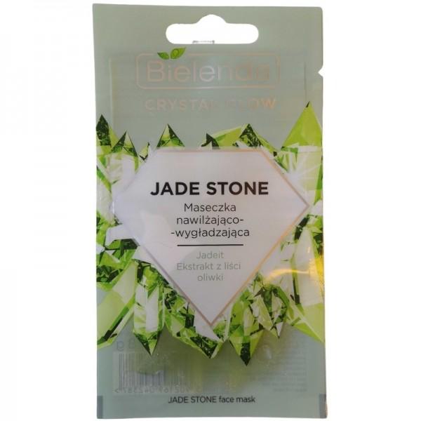 Bielenda - Gesichtsmaske - Crystal Glow Jade Stone Face Mask