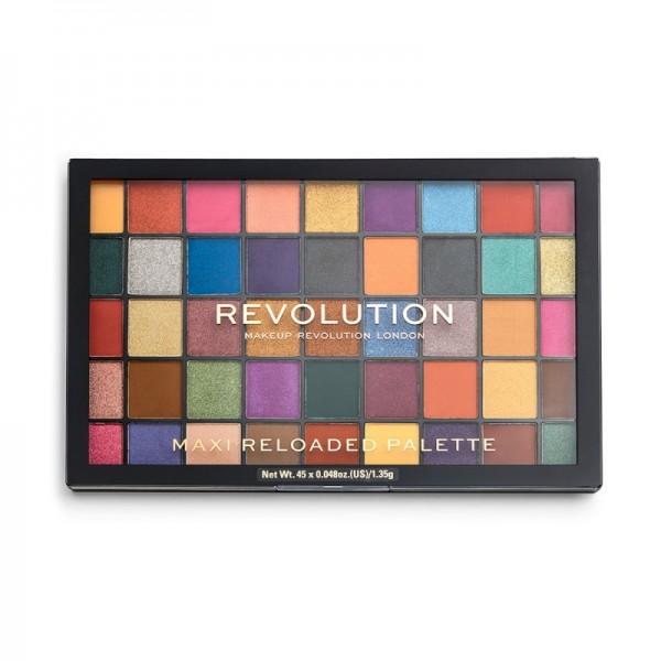 Revolution - Lidschattenpalette - Maxi Reloaded Palette - Dream Big