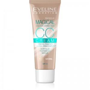 Eveline Cosmetics - CC Cream - CC Cream Magical Colour Correction - 51 Natural