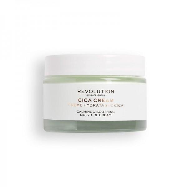 Revolution - Feuchtigkeitscreme - Skincare Cica Moisture Cream