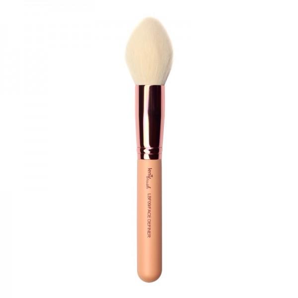 lenibrush - Face Definer Brush - LBF09 - The Nude Edition