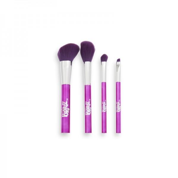 Revolution - Kosmetikpinselset - Revolution x Bratz Brush Set