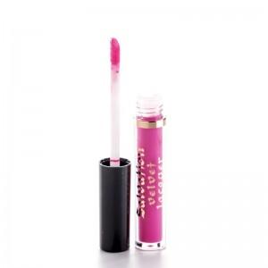 Makeup Revolution - Flüssiger Lippenstift - Salvation Velvet Lip Lacquer - I fall in love