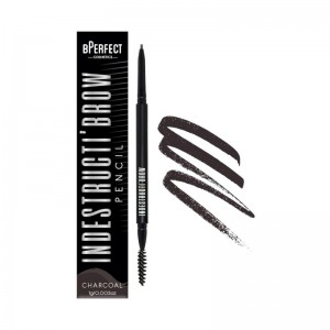 BPerfect - Augenbrauenstift - Indestructi'Brow Pencil - Charcoal