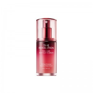 Missha - Serum - Time Revolution Red Algae Revitalizing Serum