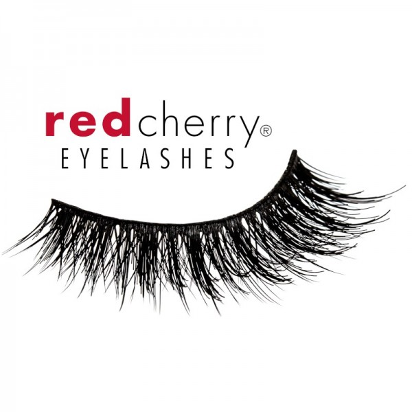 Red Cherry - 3D Eyelashes - Red Hot Wink Collections - All Tiered Up