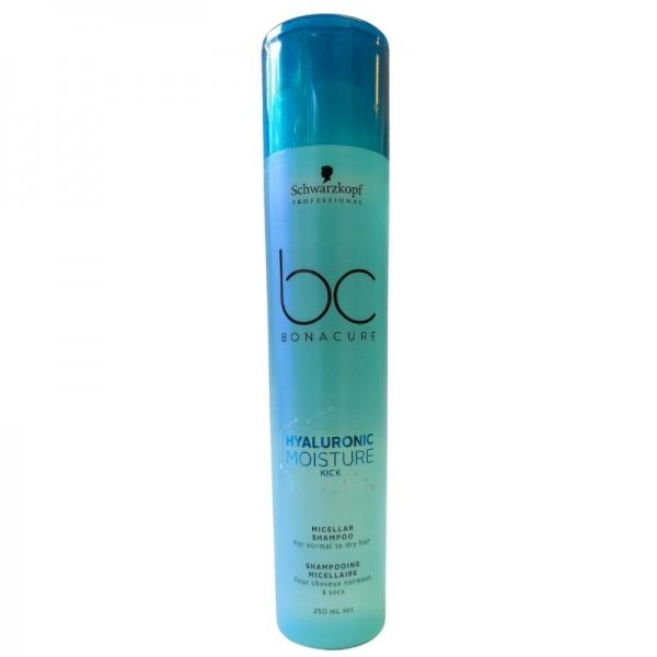 Schwarzkopf - BC Hyaluronic Moisture Kick Micellar Shampoo - 250ml