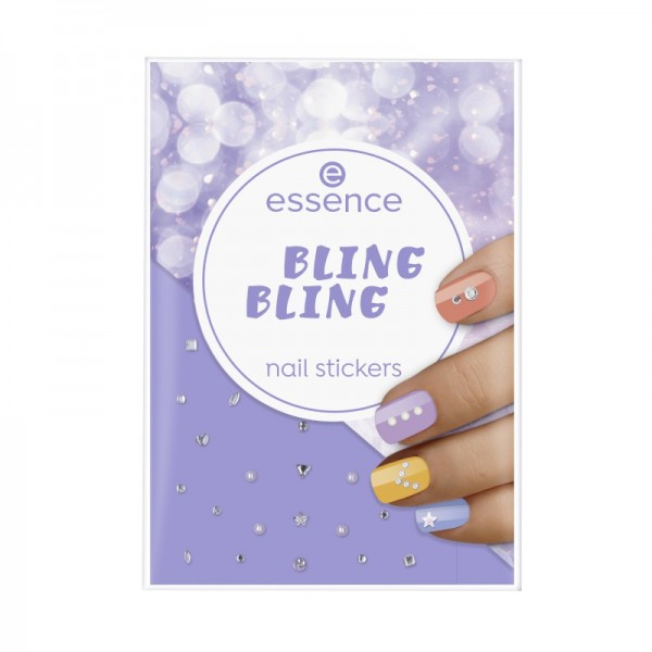 essence - Nagelsticker - Bling Bling nail stickers