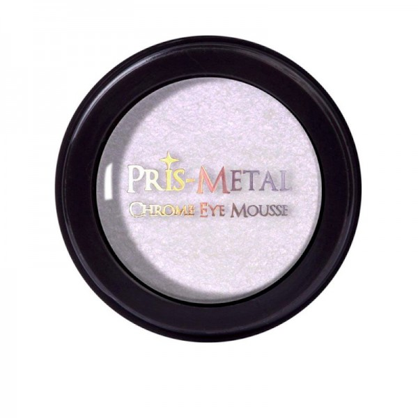 J.Cat - Lidschatten - Pris-Metal Chrome Eye Mousse - Pinky Promise
