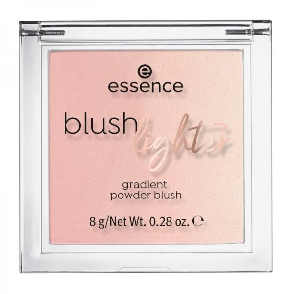 essence - blush lighter 04 - Peachy Dawn