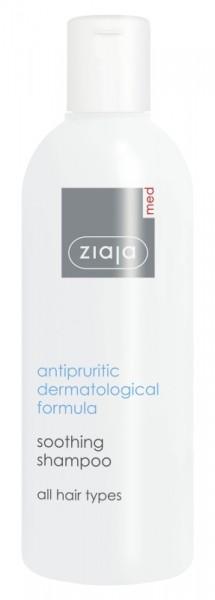 Ziaja Med - Anti-itch shampoo - Antipruritic Soothing Shampoo