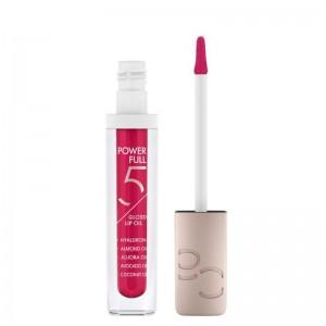 Catrice - Lippenöl - Power Full 5 Glossy Lip Oil - 040 Raspberry Glow