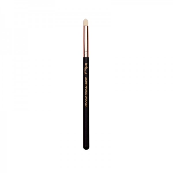 lenibrush - Kosmetikpinsel - Tapered Smudger Brush - LBE09 - Matte Black Edition