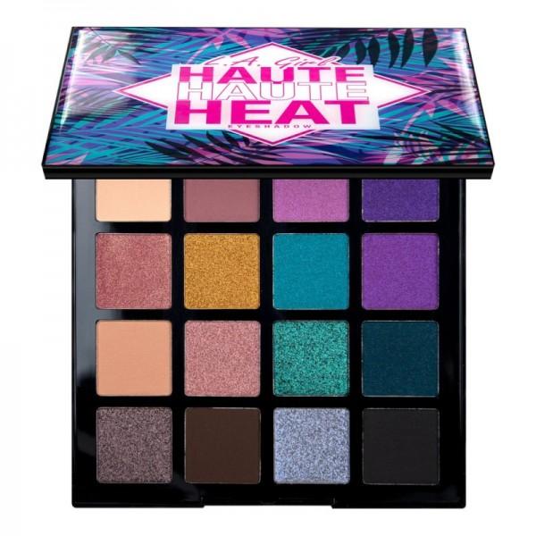 LA Girl - Lidschattenpalette - Haute Haute Heat Eyeshadow Palette - Aloha Vibes