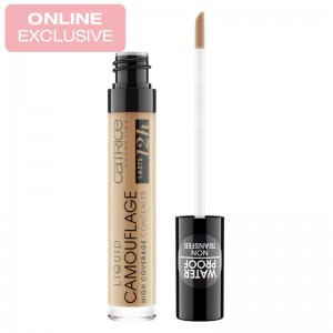 Catrice - online exclusives - Liquid Camouflage High Coverage Concealer 080