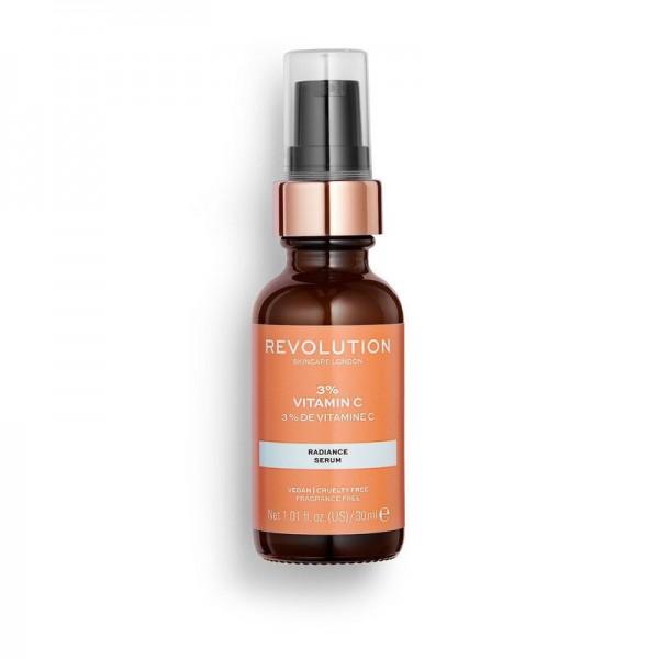 Revolution - Serum - Skincare 3% Vitamin C Serum