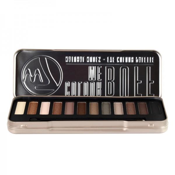 W7 Cosmetics - Eyeshadow Palette - In The Buff