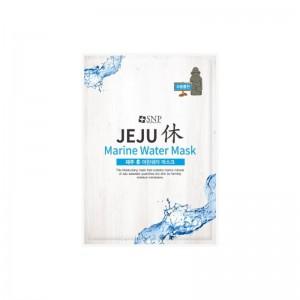 SNP - Gesichtsmaske - Jeju Rest Marine Water Mask