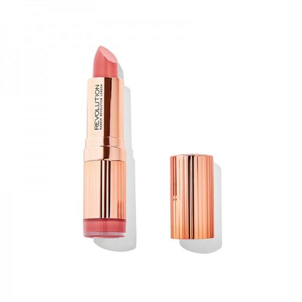 Makeup Revolution - Lippenstift - Renaissance Lipstick - Untoward