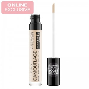 Catrice - Concealer - online exclusives - Liquid Camouflage High Coverage Concealer 001