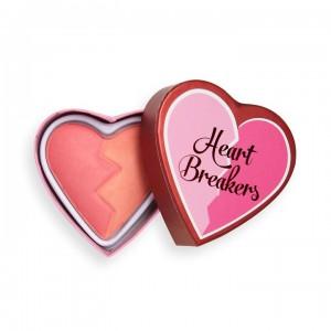 I Heart Revolution - Rouge - Heartbreakers Matte Blush - Inspiring