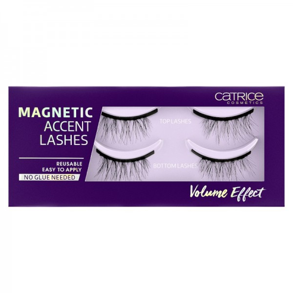 Catrice - False Eyelashes - Magnetic Accent Lashes 010