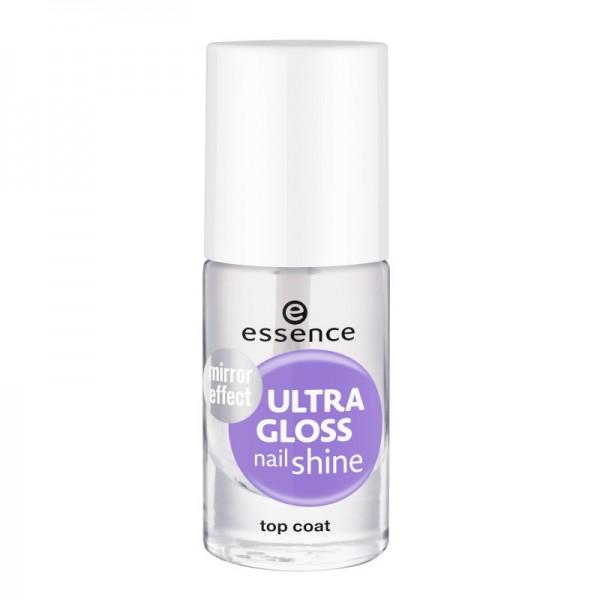 essence - Top coat - ultra gloss nail shine