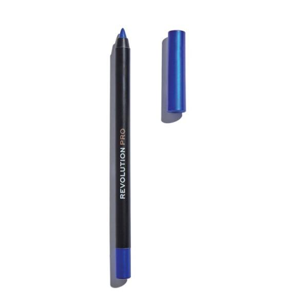 Revolution Pro - Eyeliner - Supreme Pigment Gel Eyeliner - Blue