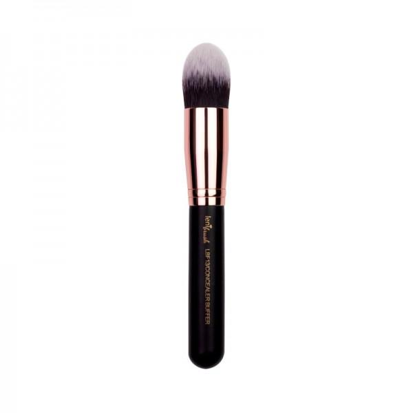 lenibrush - Kosmetikpinsel - Concealer Buffer Brush - LBF13 - Matte Black Edition