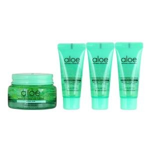 Holika Holika - Aloe Soothing Essence 80% Moist Firming Gel Cream Set