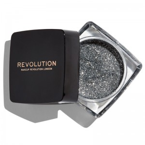 Makeup Revolution - Creamy Glitter Paste - All Or Nothing