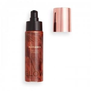 Revolution - Gesichts- und Körperöl - Glow Collection - Radiance Face & Body Shimmer Oil - Bronze