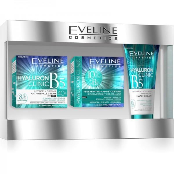 Eveline Cosmetics - Geschenkset - Hyaluron Clinic Gift Set