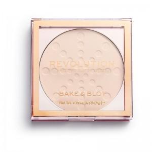 Revolution - Bake & Blot Powder - Translucent