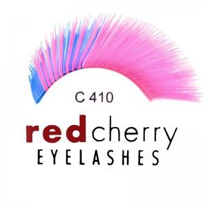 Red Cherry - Falsche Rosa Wimpern Nr. C410
