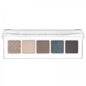 Catrice - Lidschattenpalette - 5 In A Box Mini Eyeshadow Palette - 040 Modern Smokey Look