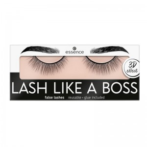 essence - ciglia finte - LASH LIKE A BOSS false lashes 03 - Unique