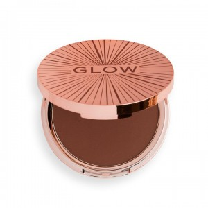 Revolution - Bronzer - Glow Collection - Splendour Ultra Matte Bronzer - Medium Dark
