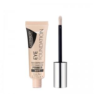 Catrice - Eye Foundation Waterproof Eyeshadow Primer 010