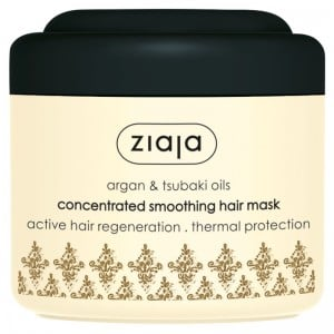 Ziaja - Argan and Tsubaki Oil Concentrated Smoothing Hair Mask