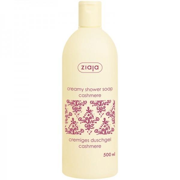 Ziaja - Duschgel - Cashmere Proteins Creamy Shower Soap