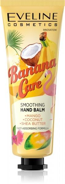 Eveline Cosmetics - Handcreme - Banana Care Handbalsam