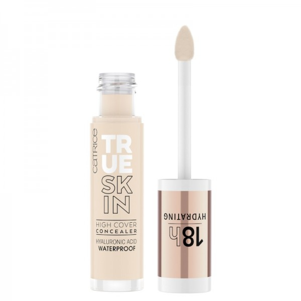 Catrice - correttore - True Skin High Cover Concealer - 001 Neutral Swan